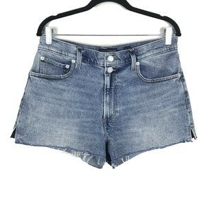 Lucky Brand Relaxed Cut Off Jean Shorts 10/30
